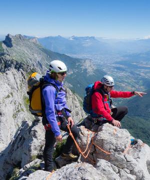 arrete gerbier alpinisme vercors