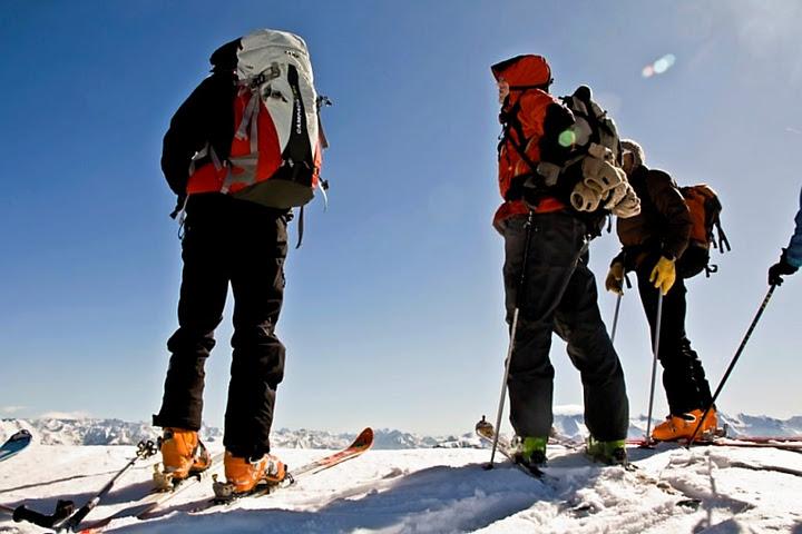 ski rando vercors